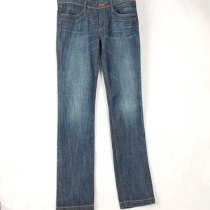 Adriano Goldschmied The Louise Straight Leg Jeans